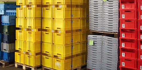 Behältermanagement-Behälterreinigung-Behälterreparatur-K&B Industrieservice