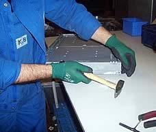 Montage-Reparatur-Industrieservice- K&B Industrieservice GmbH & Co.KG