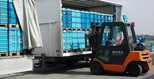 Industriereinigung-Behälterreinigung inkl. Transport-K&B Industrieservice GmbH & Co.KG